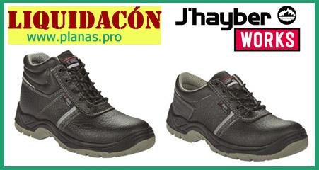 comprar auténtico ropa deportiva de alto rendimiento envío directo Bota de seguridad Atlanta S3 SRC de J'hayber en oferta a 16,83€