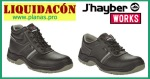 Liquidación Calzado seguridad Jhayber