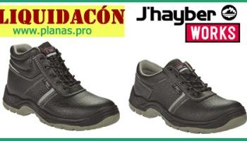 7ba5b42520f Zapatos de seguridad J'hayber RENO en oferta