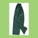 Pantalones impermeables verdes talla S